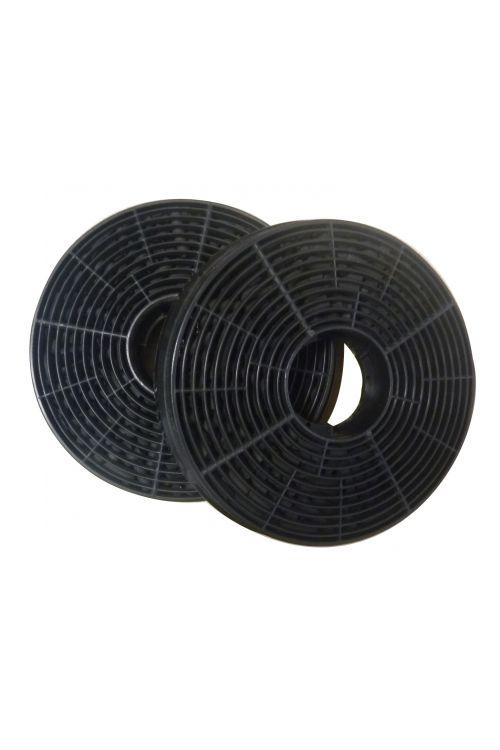 Univerzalni filter z aktivnim ogljem Respekta MIZ 0058 (2,3 x 10,5 cm, 2 kosa)