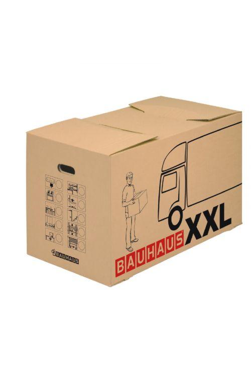 Kartonska škatla BAUHAUS, rjava (68,5 x 34,5 x 36 cm)