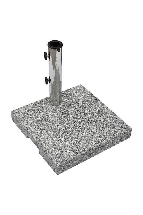 Podstavek za senčnik SUNFUN Vieste (d 60 x š 52 cm, 25 kg, beton)