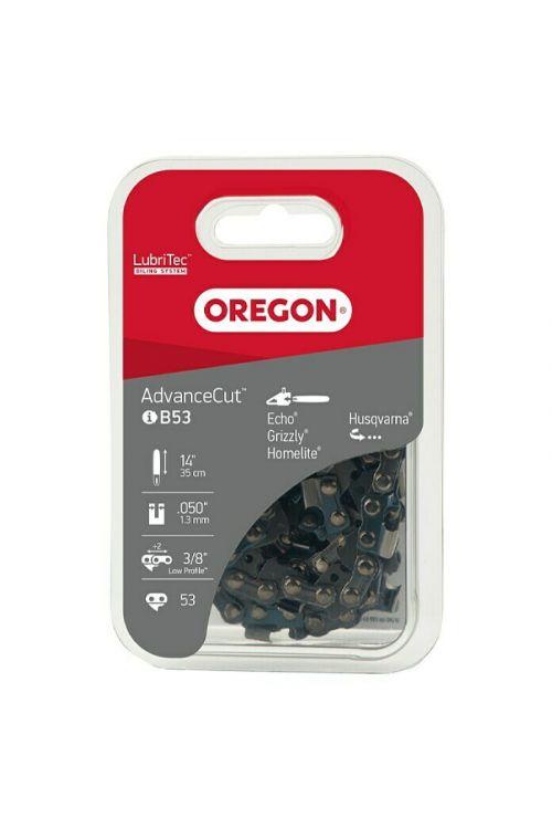 Veriga Oregon (dolžina reza: 35 cm, verižni členi: 53, širina utora: 1,3 mm)