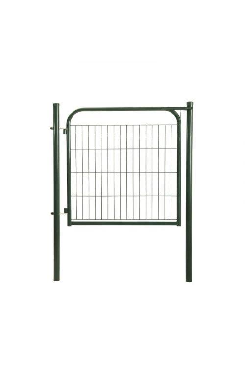 Ograjna vrata Reta Eco (100 x 100 cm, zelene barve)