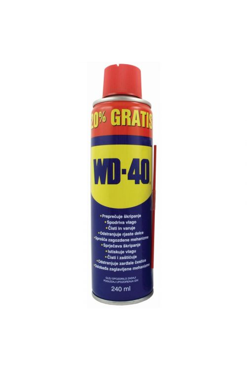 Sprej WD-40 (240 ml)