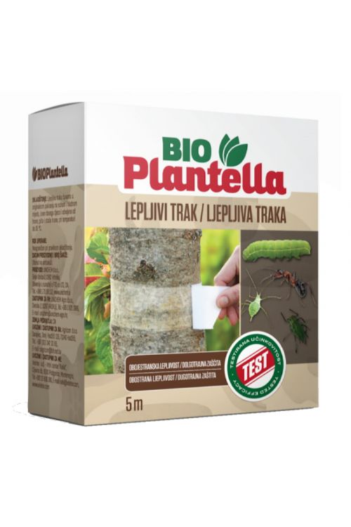 Lepljivi trak Bio Plantella ( 5 m x 5 cm)