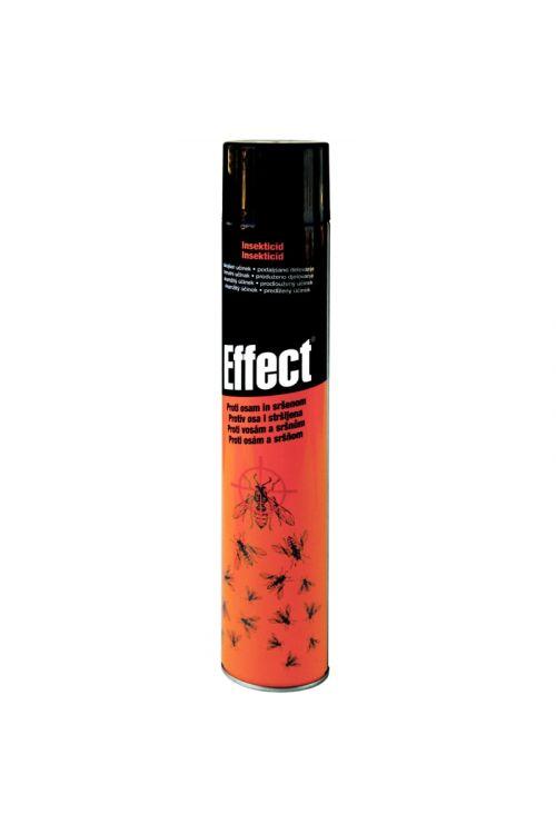 Aerosol za ose Effect (750 ml, takojšnje uničenje, z dolgotrajnim učinkom, proti osam in sršenom)