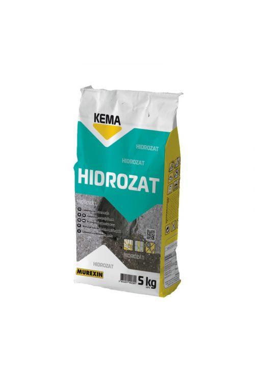 Hitrovezna malta Kema Hidrozat (2 kg za zapolnitev prostornine 1 litra, 5 kg)