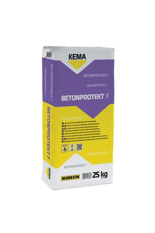 Sanacijska malta Kema Betonprotekt F (malta za popravilo površin iz betona, 25 kg)