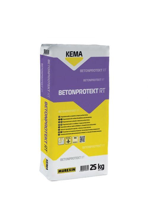 Sanacijska malta Kema Betonprotekt RT (malta za popravilo površin iz betona, 25 kg)