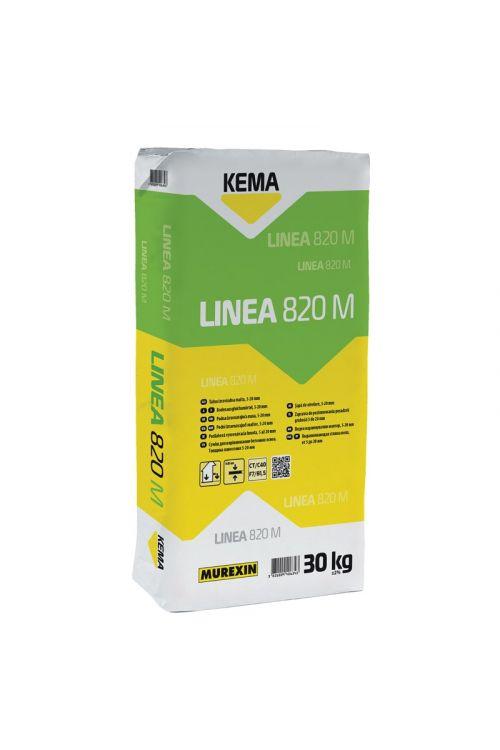 Izravnalna masa Linea 820 M (talna izravnalna malta, debeline od 5 do 20 mm, 30 kg)