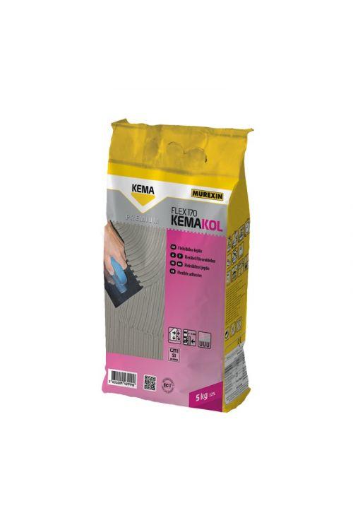 Lepilo za ploščice Kemakol Flex 170 (5 kg)