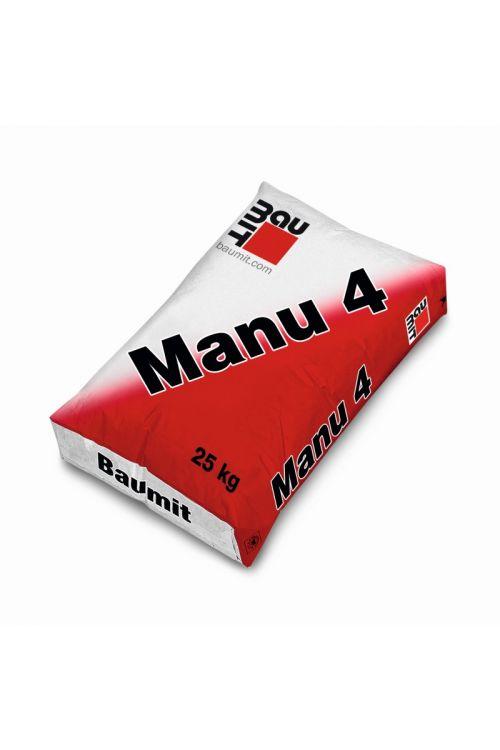 Grobi omet Baumit (zrnavost 4 mm, 25 kg)