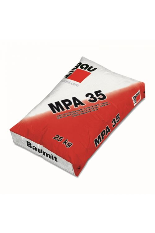 Omet Baumit MPA 35 (cementni strojni omet, 25 kg)