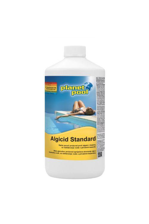 Sredstvo Algicid Standard (rahlo peneče, proti algam, 1 kg)