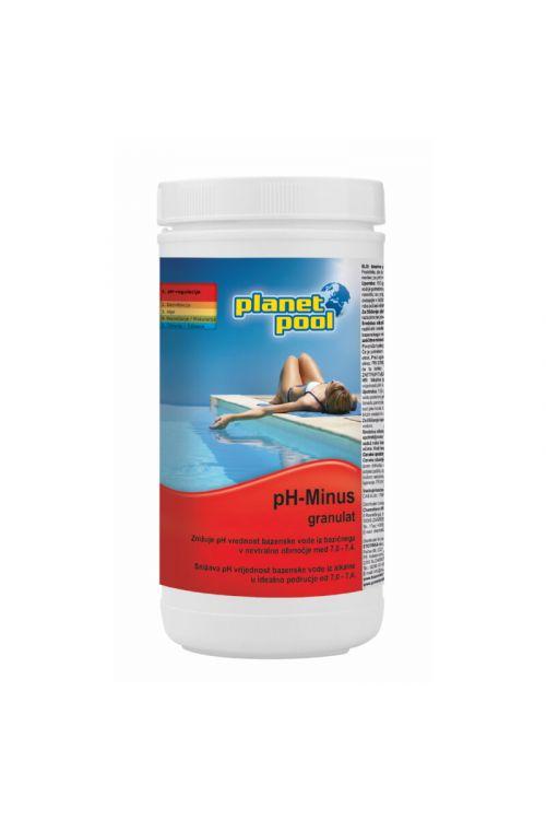 Granulat pH minus (zniževanje pH vrednosti, 1,5 kg)
