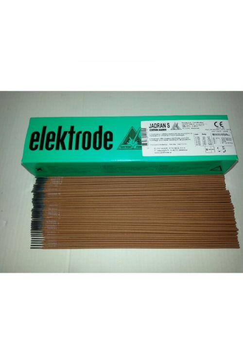 Elektrode za varjenje Jadran (2,5 mm, 4 kg)