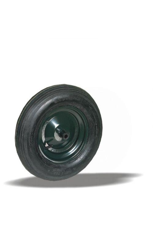 Kolo za samokolnico BV FE GP  (za osovino Ø 12 mm, nosilnost 150 kg)