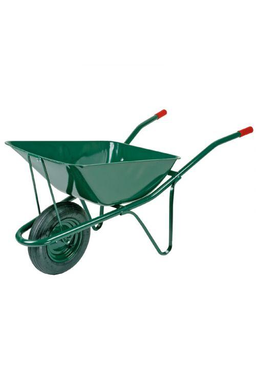Samokolnica s kovinskim platiščem (80 l, nosilnost 120 kg)