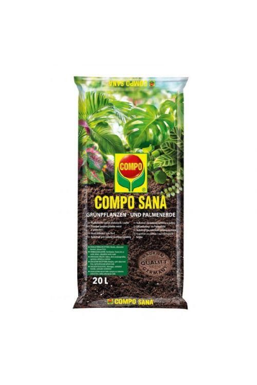 Substrat za zelene rastline in palme Compo Sana (20 l)