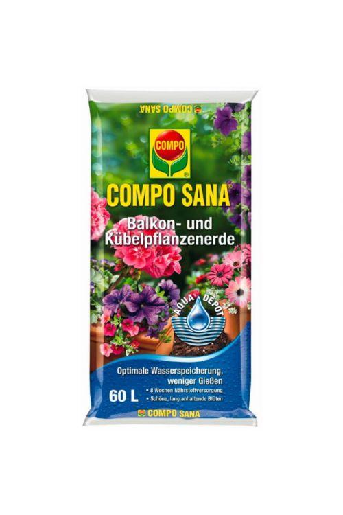 Substrat za balkonske rastline Compo Sana (60 l)