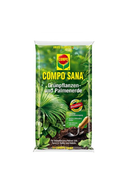 Zemlja za rože necvetnice Compo Sana (10 l)
