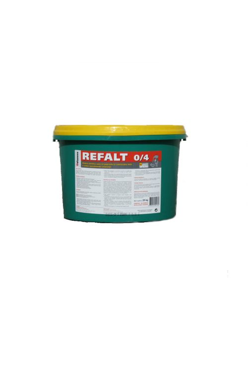Hladna asfaltna zmes Refalt 0/4 (hladna asfaltna zmes, 25 kg)