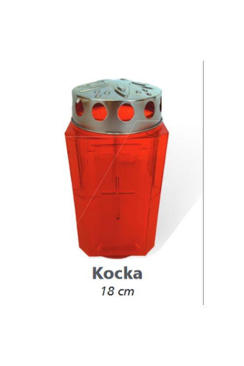 Sveča Kocka (18 cm, set 9/1)