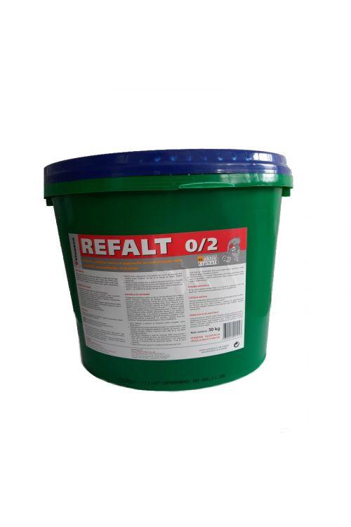 Hladna asfaltna zmes Refalt 0/2 (hladna asfaltna zmes, 25 kg)
