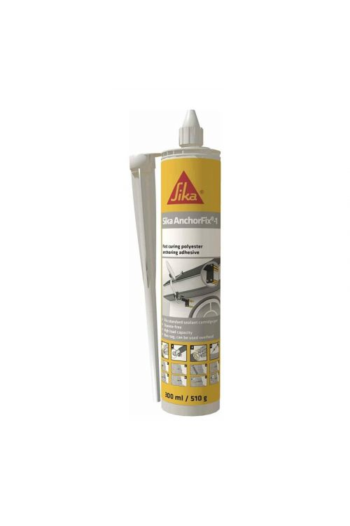 Lepilo za lepljenje sider Sika AnchorFix-1 (sidrno lepilo, 150 ml)