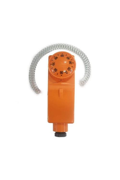 Cevni naležni termostat