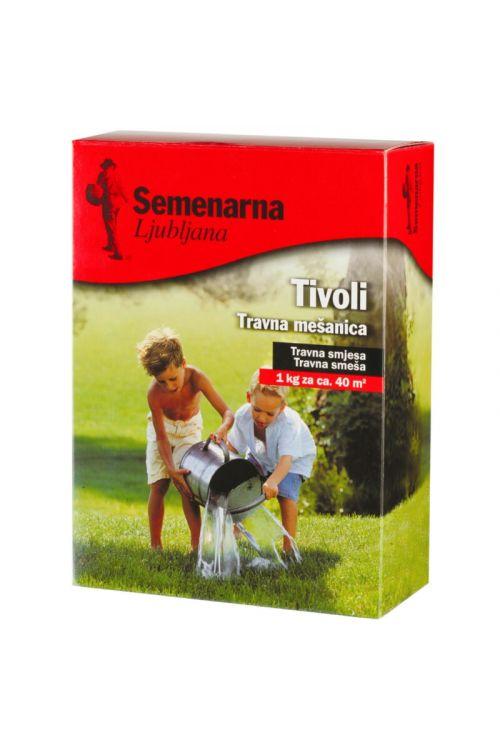 Mešanica semen za trato Tivoli (5 kg, za ca. 200 m²)