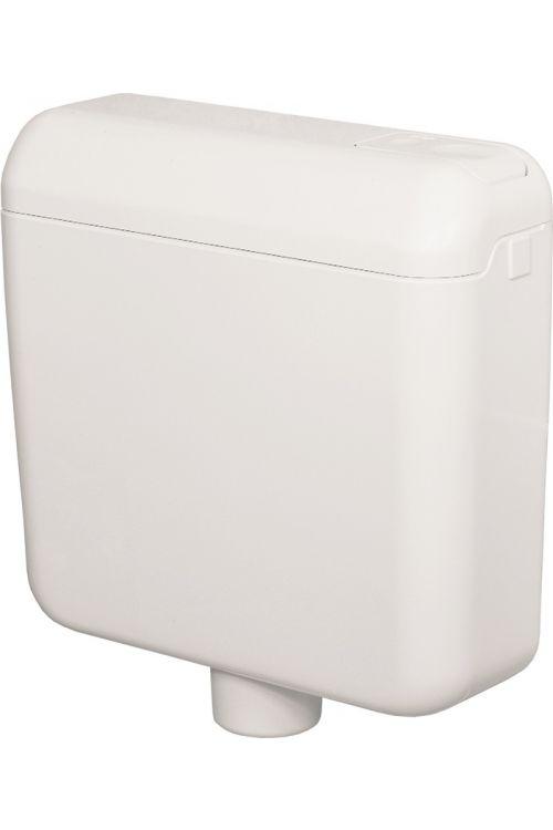 Kotliček Liv Laguna (bela, količina vode 6-9 l, stop tipka, nizka ali visoka montaža,  39 x 42 x 13,5 cm)