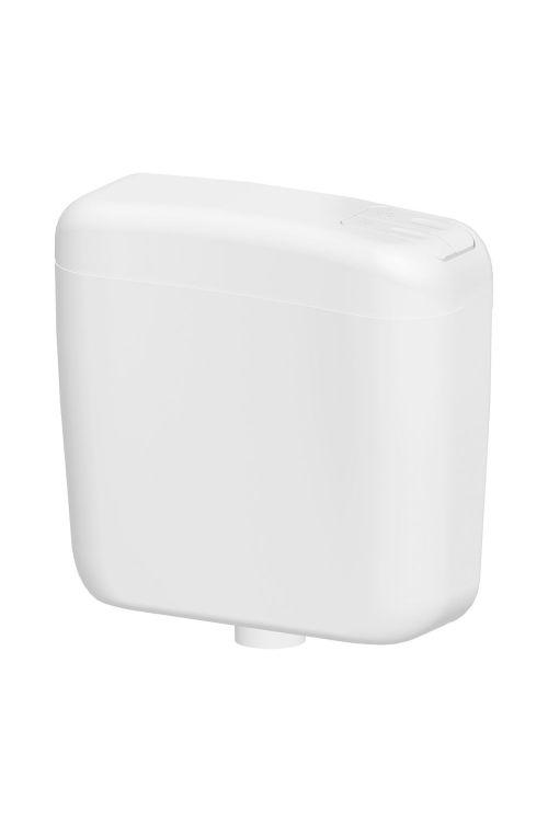 Kotliček Liv Vision (bela, dvokoličinsko splakovanje (3 in 6 l), nizka ali visoka montaža, 40 x 42,5 x 14,5 cm)