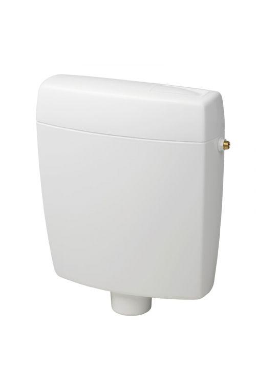 Kotliček Liv Adria (bela, količina vode 4,5-6 l, stop tipka, nizka montaža, 41,5 x 37 x 13 cm)
