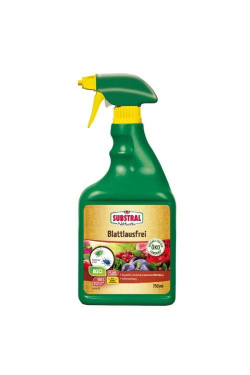 Bio insekticid Naturen (750 ml, organski, za okrasne rastline, neškodljivo čebelam, hitro učinkovanje)