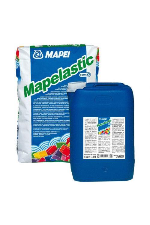 Vodotesna masa Mapei Mapelastic A+B (prožna polimerna maltaza hidroizolacijo, 16 kg)