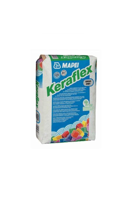 Lepilo za ploščice Keraflex Mapei, belo (poraba 2-5 kg/m², 25 kg)