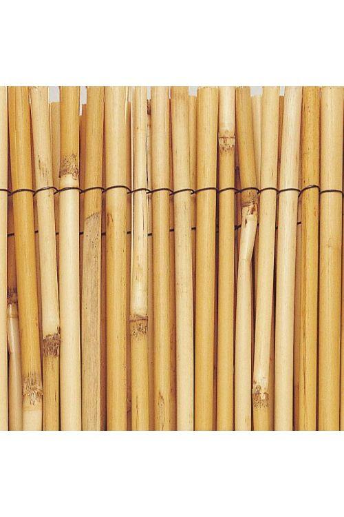 Zastirka Reedcane (1 x 5 m, premer: 2–4 mm, bambus)