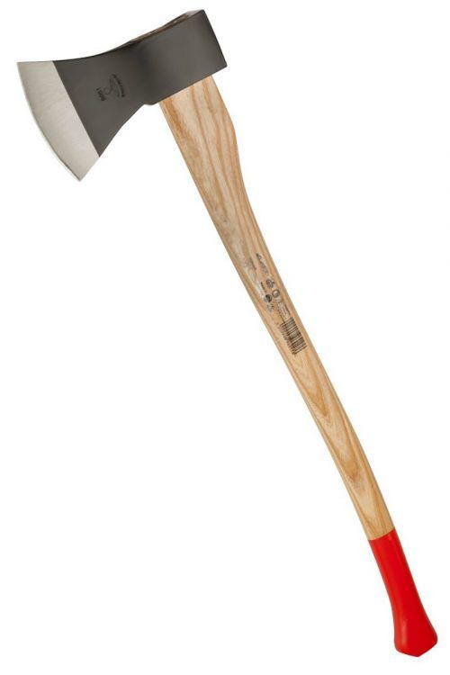 Sekira Gardol (jeklena, leseni ročaj, dolžina ročaja: 80 cm)