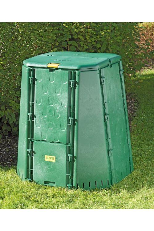 Termo kompostnik Juwel AeroQuick 690 (prostornina: 890 l, plastičen, zelen)