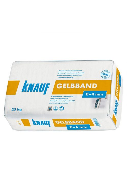 Izravnalna masa Knauf Gelbband (0-4 mm, 25 kg)_2