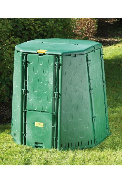 Termo kompostnik Juwel AeroQuick 890 XXL (prostornina: 890 l, plastičen, zelen)