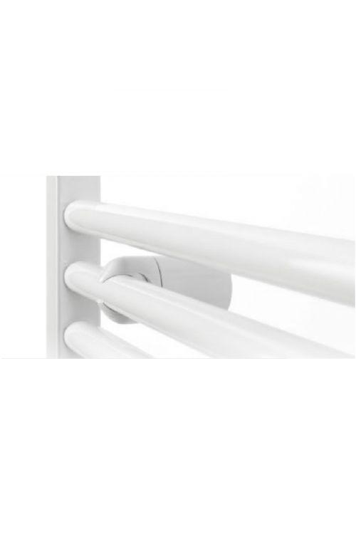 Nosilec kopalniškega radiatorja (Ø 20 mm, PVC, bela, 4 kosi)