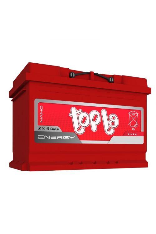 Avtomobilski akumulator TOPLA (75 Ah D+)