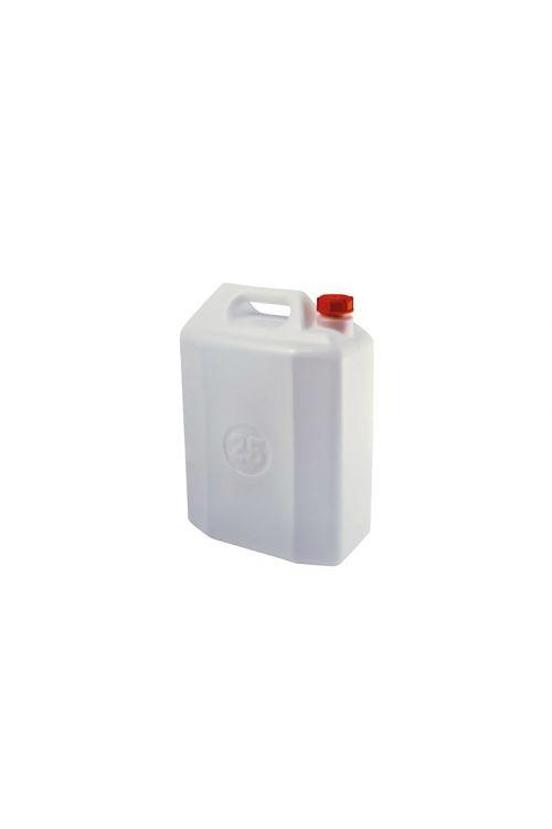 Kanister (25 l, plastičen, bel)