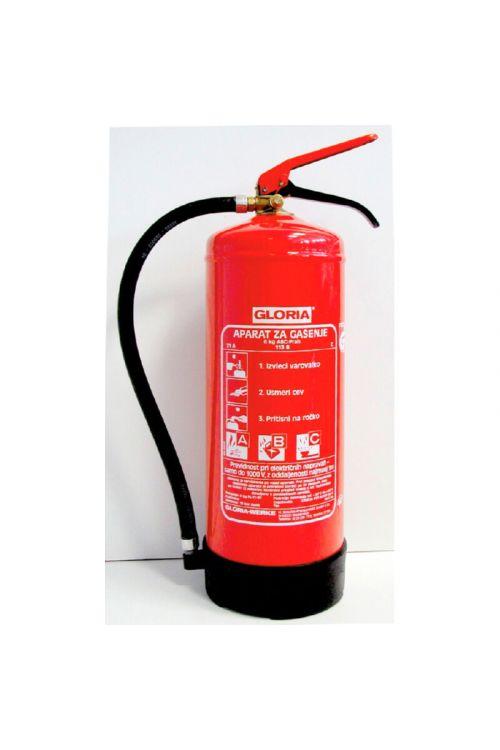 Gasilni aparat na prah GLORIA PD 6 GA-M (6 kg, prah ABC Adex, standard DIN EN 3)