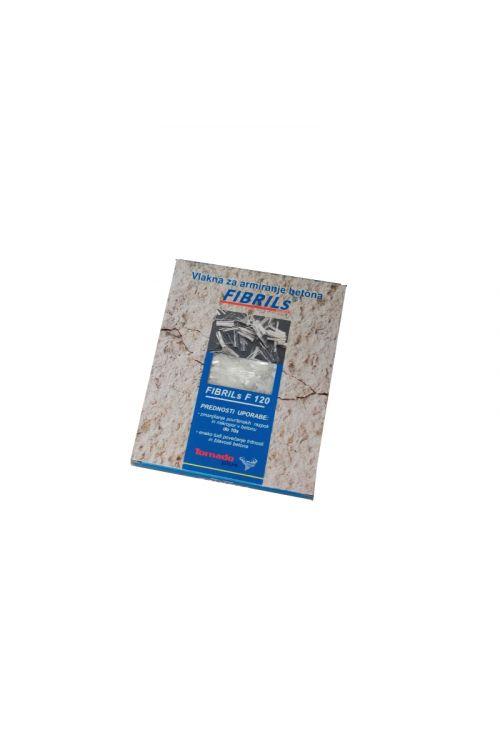 PP vlakna za armiranje betona FIBRILs F 120 (130 g)
