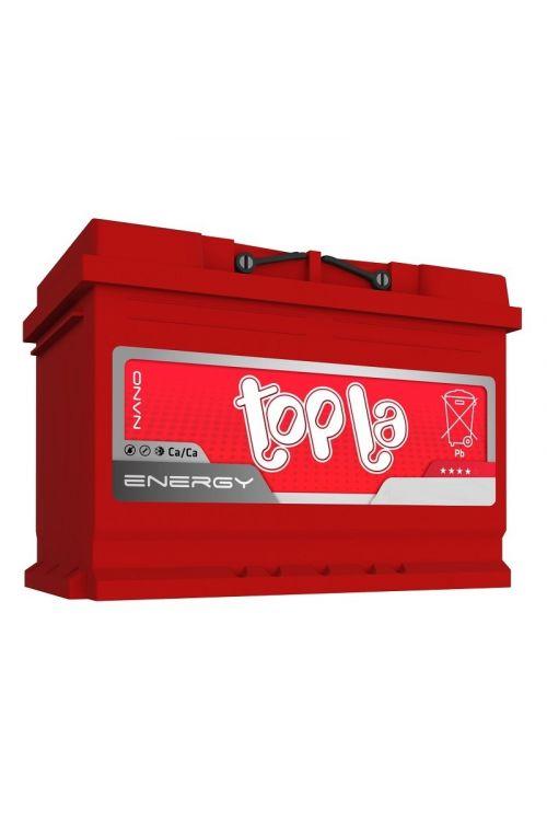 Avtomobilski akumulator TOPLA (100 Ah D +)