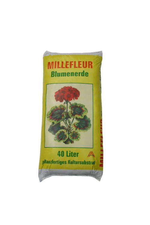 Zemlja za rože Millfleur (40 l)