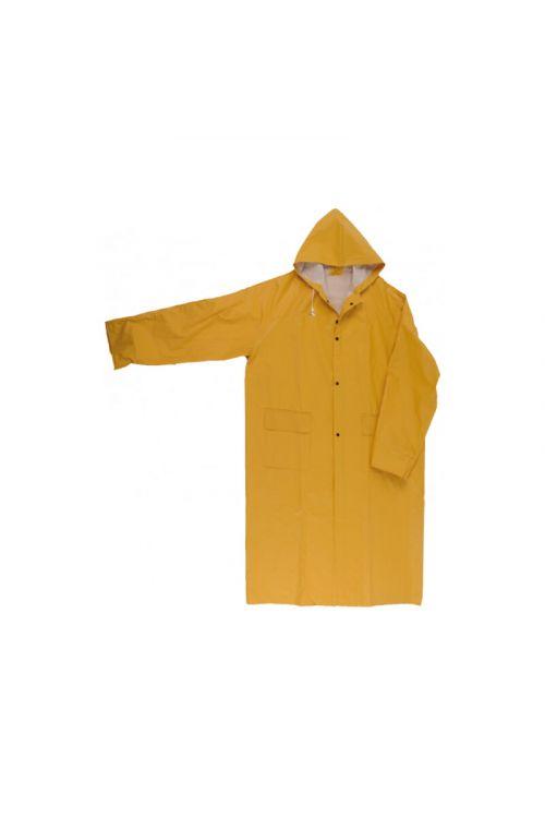 Dežni plašč Rainy (XXL, rumene barve, PVC)