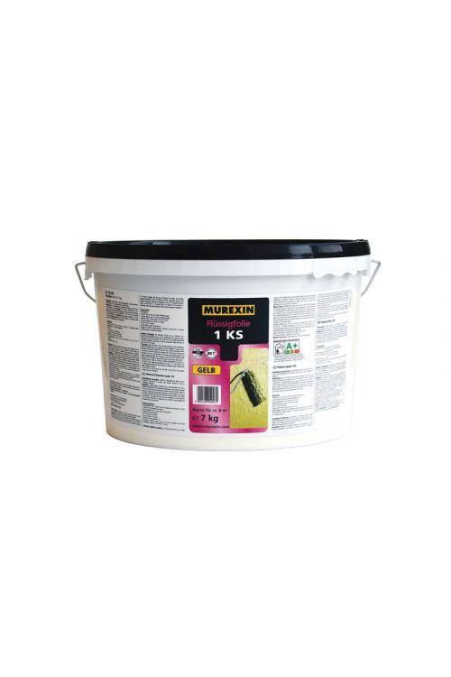 Tekoča folija Murexin 1 KS ( 7 kg, debelina cca 1,5 - 2 mm)