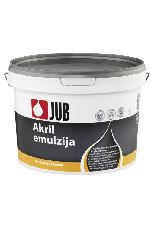 Akrilni osnovni premaz in plastifikator JUB AKRIL EMULZIJA (5 kg)